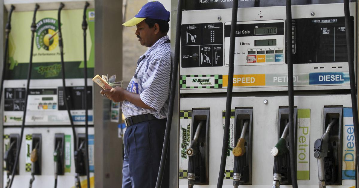 Petrol, diesel prices go up for fourth consecutive day amid US-Iran tension