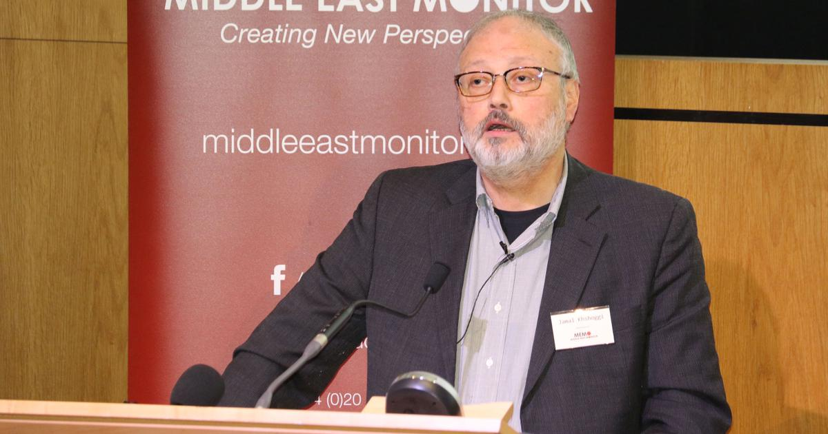 Jamal Khashoggi among journalists named TIME's Person of the Year 2018
