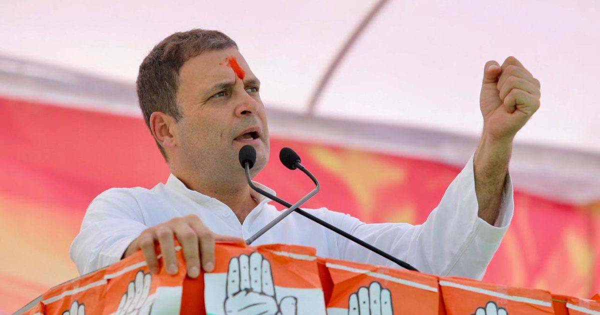 Rahul Gandhi draws flak for saying Modi asked 'a woman to defend him' during Rafale debate