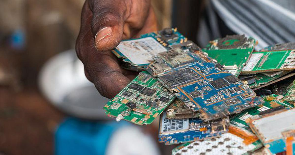How we think about e-waste is in need of repair