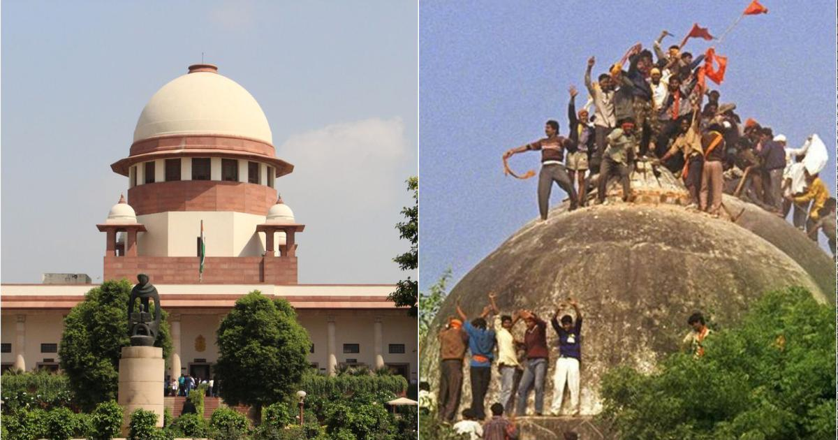 With the Babri Masjid verdict, the judiciary has dug its reputation into an even-deeper hole