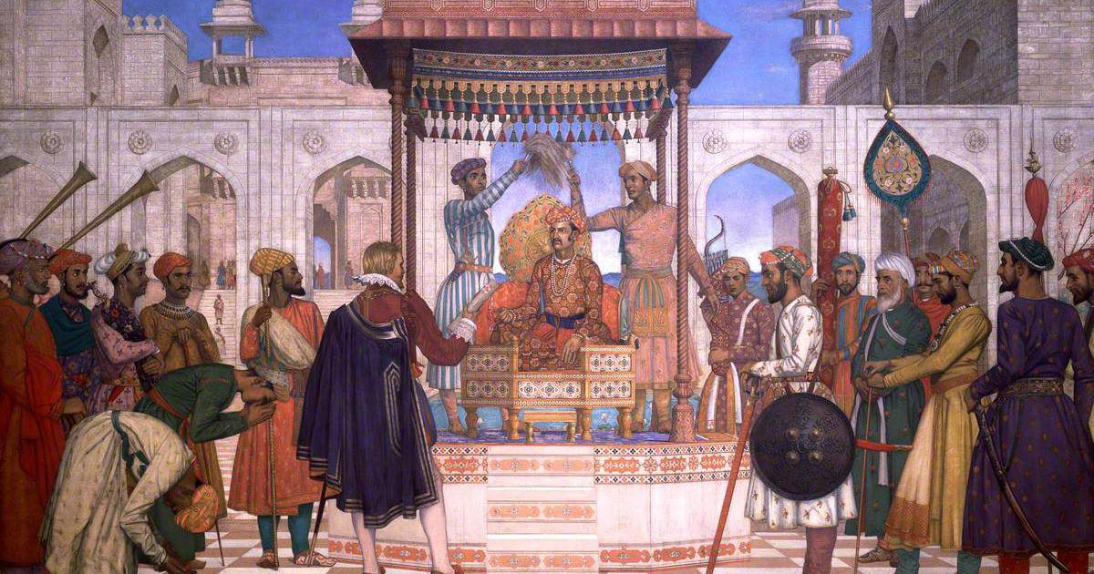 400 years ago, England's first ambassador to India returned home with 'eye-opening experiences'