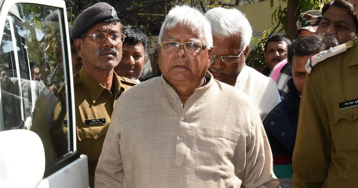 Fodder scam: Supreme Court asks CBI to respond to RJD chief Lalu Prasad Yadav's bail plea