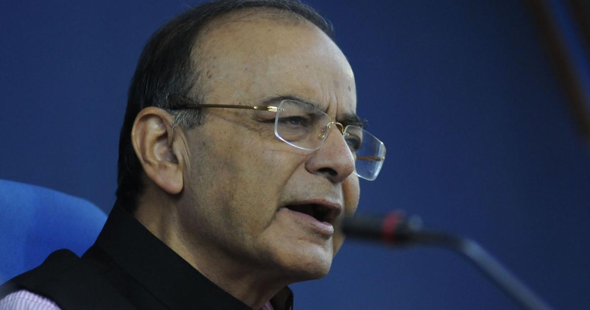 India needs 'fewer and mega banks that are strong', says Finance Minister Arun Jaitley