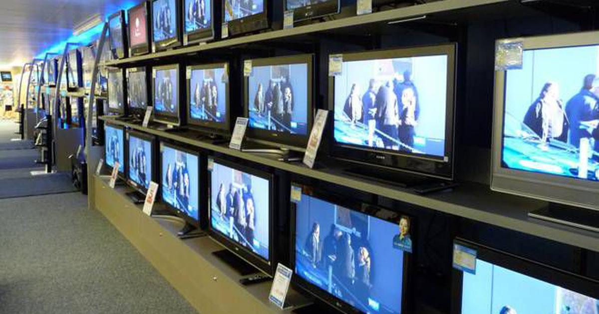 टीवी समेत घरेलू उपकरण अगले महीने से सात से अाठ फीसद तक महंगे हो जाएंगे