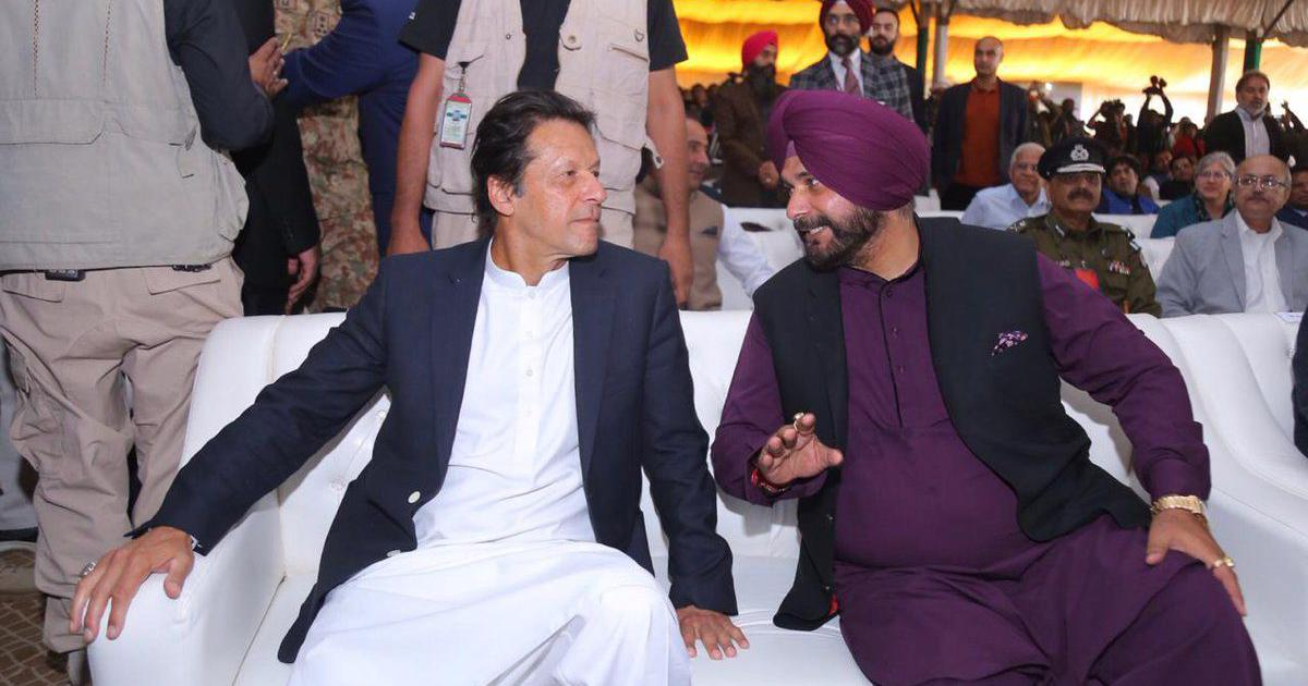 'Friendship with Imran Khan seems more important than India for Navjot Sidhu,' says Arvind Kejriwal