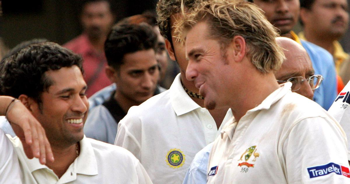 Shane Warne picks Sourav Ganguly as captain of the all-time Indian XI he played against