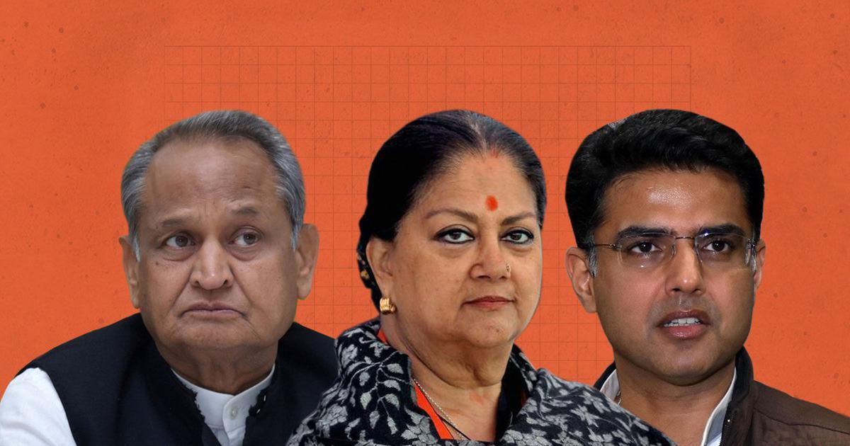वसुंधरा राजे को सत्ता विरोधी लहर ने हराया, पर कांग्रेस ने भी कम आत्मघाती गोल नहीं किए थे