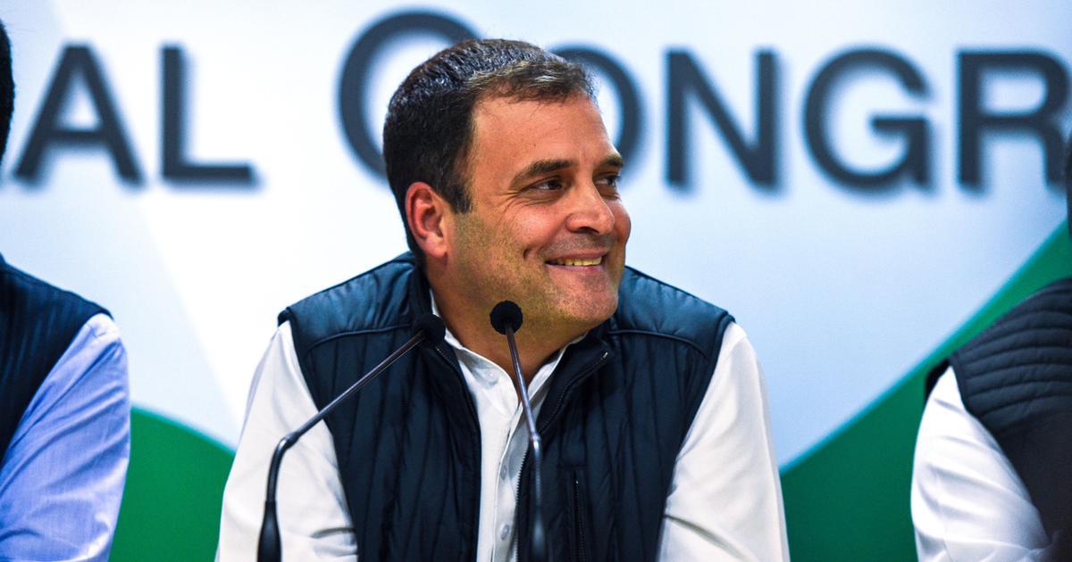 रफाल मुद्दा : कांग्रेस ने राहुल गांधी की माफी की मांग नकारी