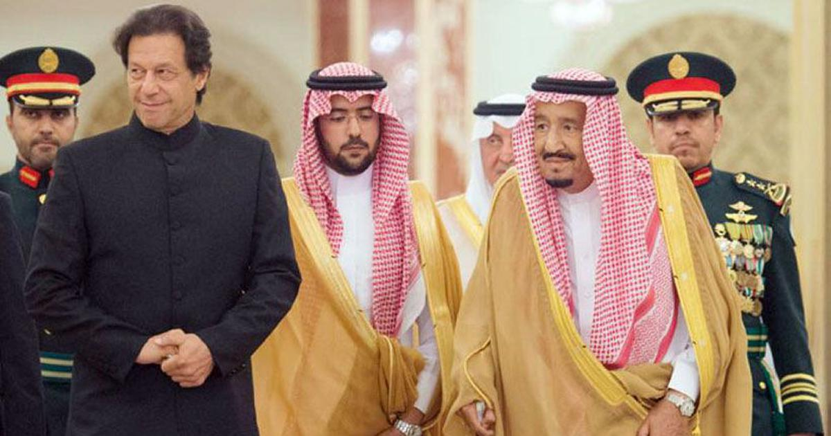 Why have Saudi Arabia and the UAE failed to express support for Pakistan's position on Kashmir?
