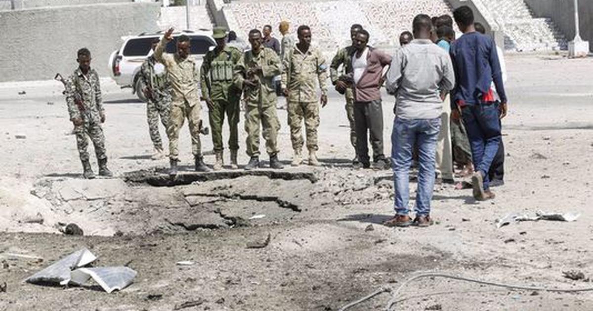 सोमालिया : राष्ट्रपति निवास के पास आत्मघाती धमाके में कम से कम छह की मौत