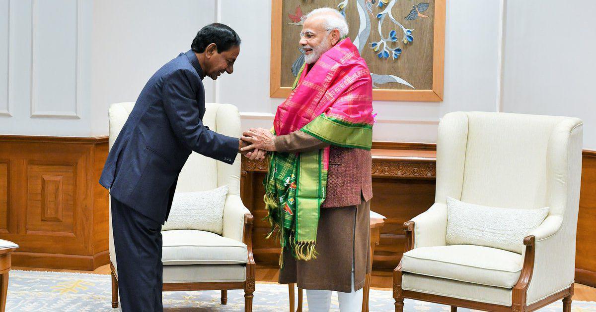 तेलंगाना के मुख्यमंत्री चंद्रशेखर राव की नरेंद्र मोदी से मुलाकात सहित दिन के 10 बड़े समाचार