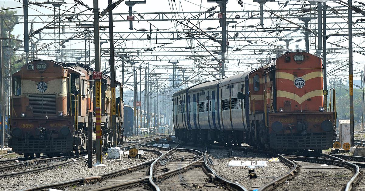 Railway unions say 'unrest brewing' among employees against plan to corporatise production units