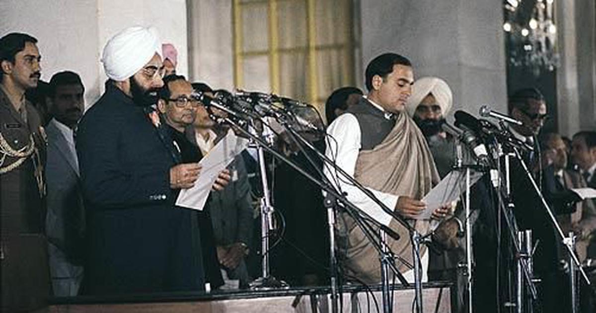 जब भारतीय राजनीति में वह दौर आया जिसमें प्रधानमंत्री और राष्ट्रपति आमने-सामने खड़े नजर आए