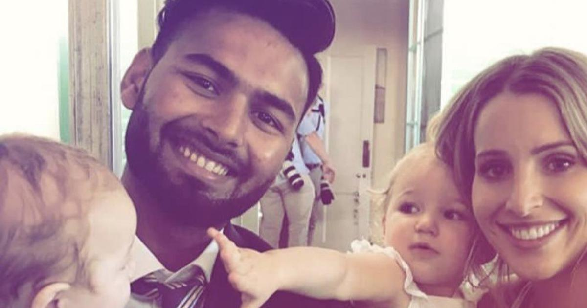 'Do you babysit?' Watch Paine offer Pant a job (and a Big Bash contract) in some classic banter