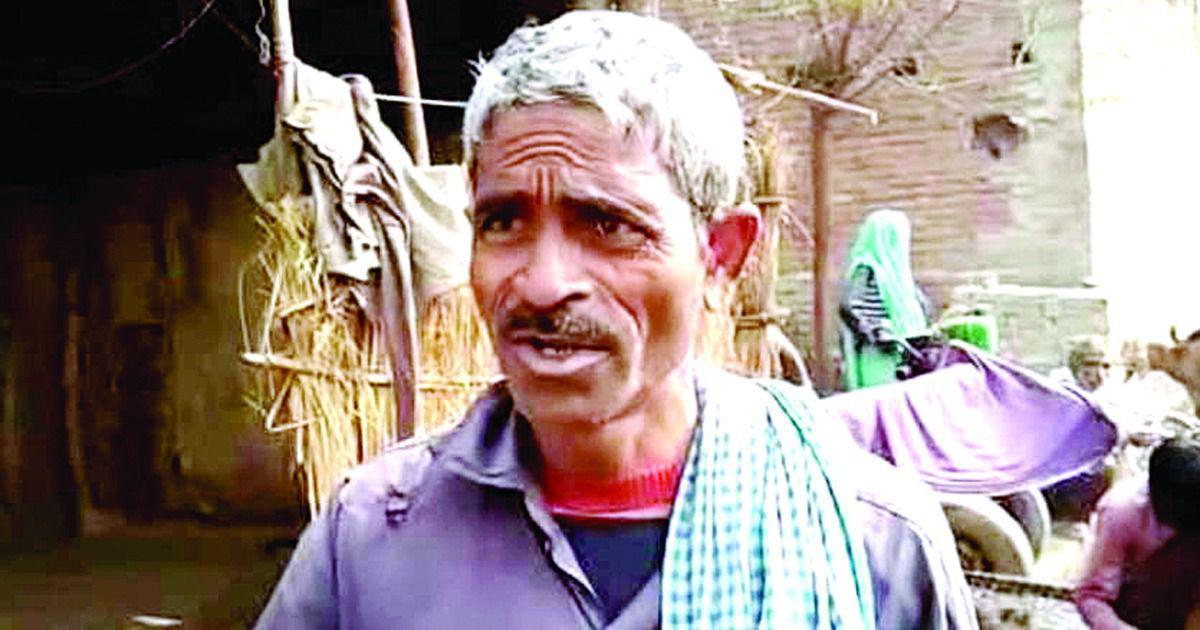 उत्तर प्रदेश : उधार लिए रुपये वापस न दे पाने पर दलित को पीटा, जूते से पेशाब पिलाई
