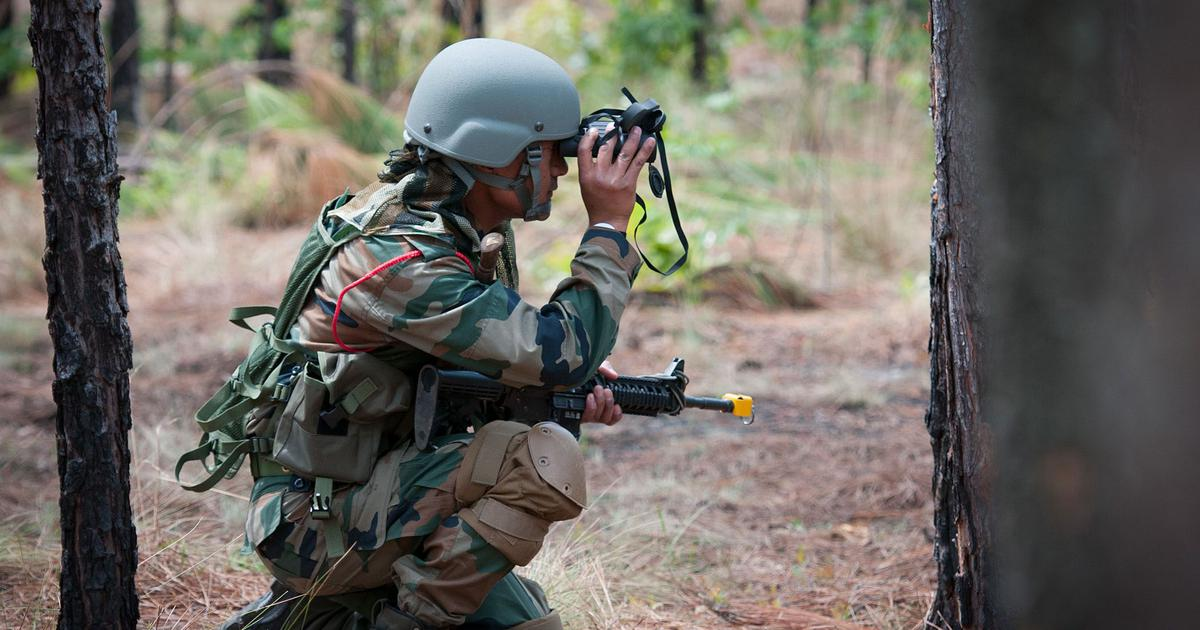 J&K: Two Army soldiers killed in gunfight along LoC in Rajouri district