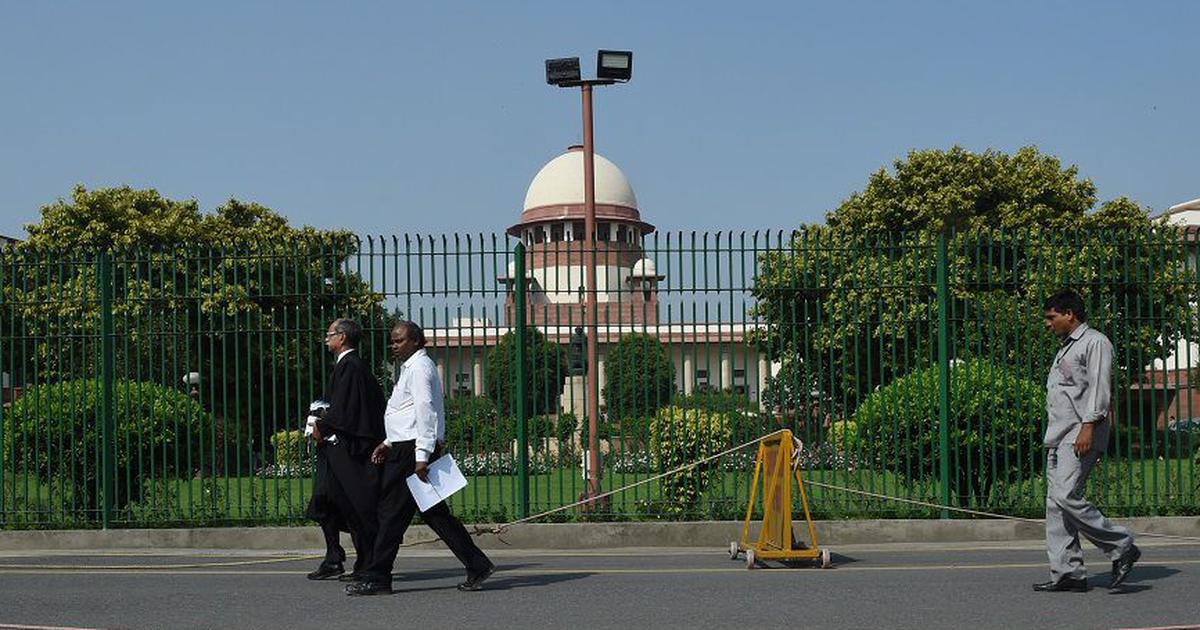 Supreme Court to issue order in case demanding inquiry into 'framing' of chief justice at 2 pm