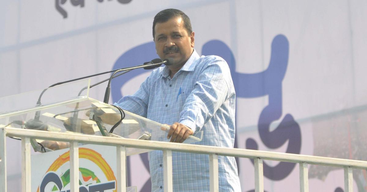 'Pakistan is helping Modi win as it wants riots in India,' claims Delhi CM Arvind Kejriwal