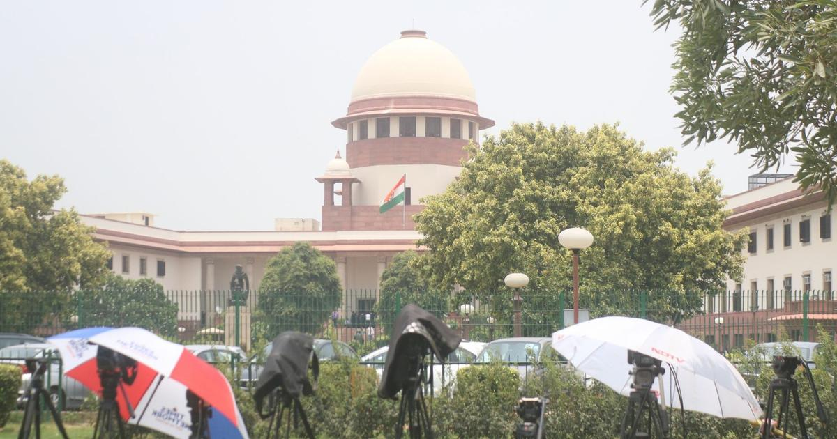 SC asks lawyer to file affidavit to back allegation that disgruntled employees wanted to frame CJI