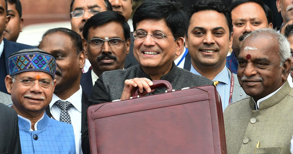 Modi government boasts of a trade surplus –even though it is actually terrible news for the economy