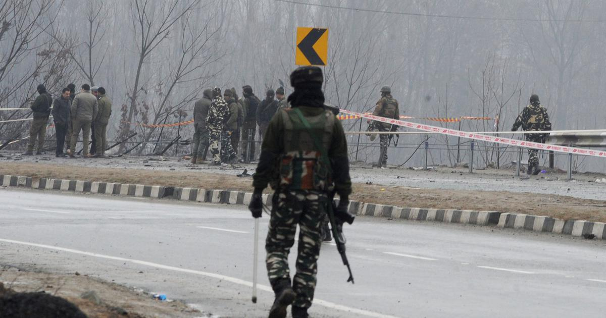 Headlines: Five CRPF personnel killed in Anantnag, and other top news