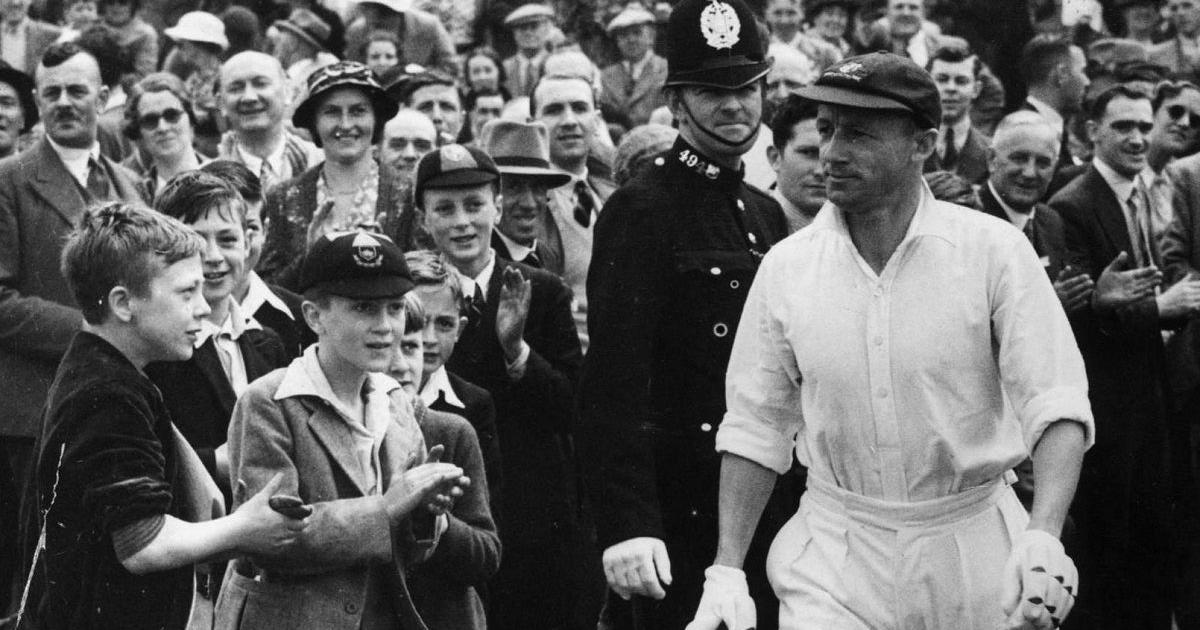 Watch: Don Bradman scores triple century against England in a single day – a knock for the ages