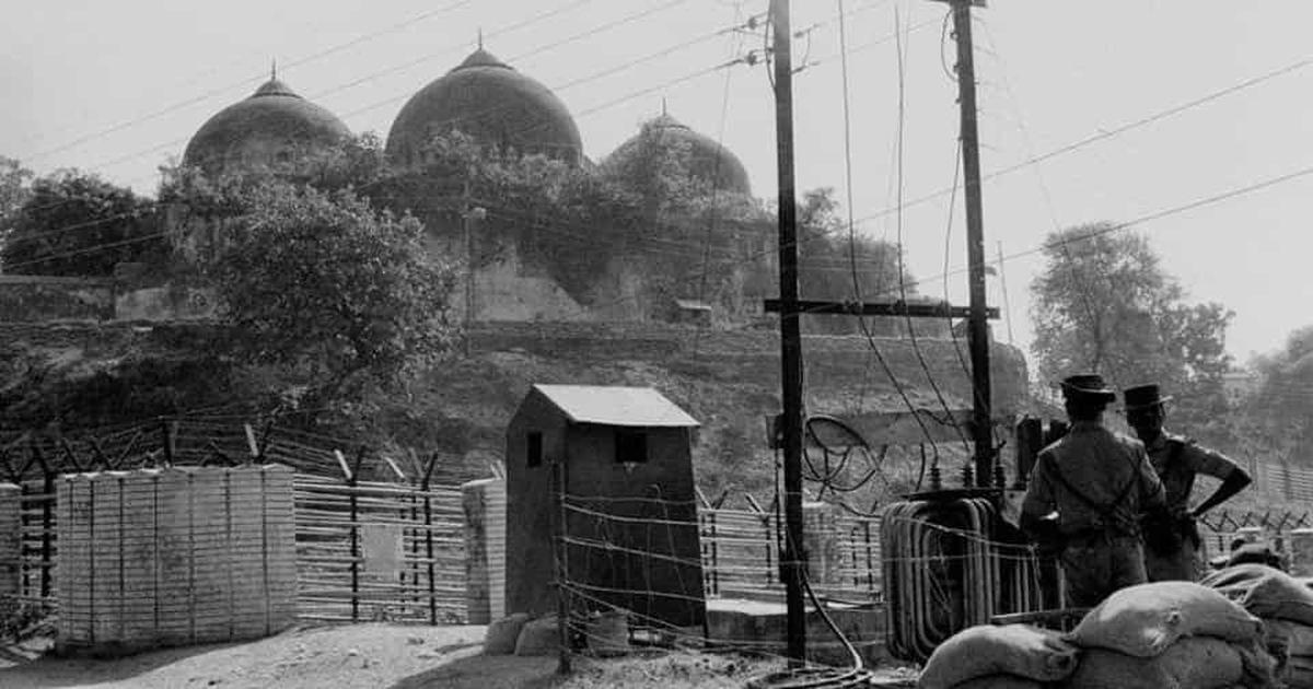 Sunni Waqf Board lawyer confirms compromise proposal in Ayodhya case