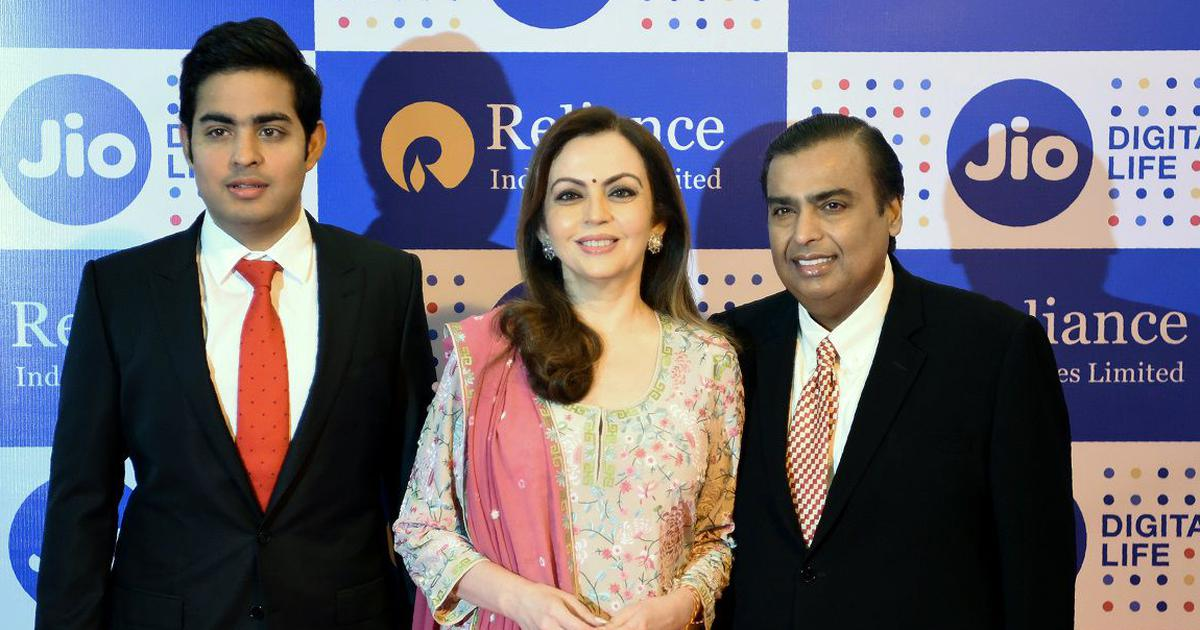 Mukesh Ambani: IT department serves notices to wife, children for undisclosed assets