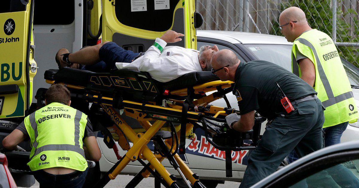 न्यूजीलैंड : गोलीबारी की घटना में कई लोगों की मौत