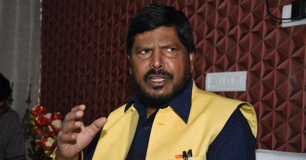 'Go chowmein, go': Ramdas Athawale's plan to ban Chinese food draws laughs and criticism