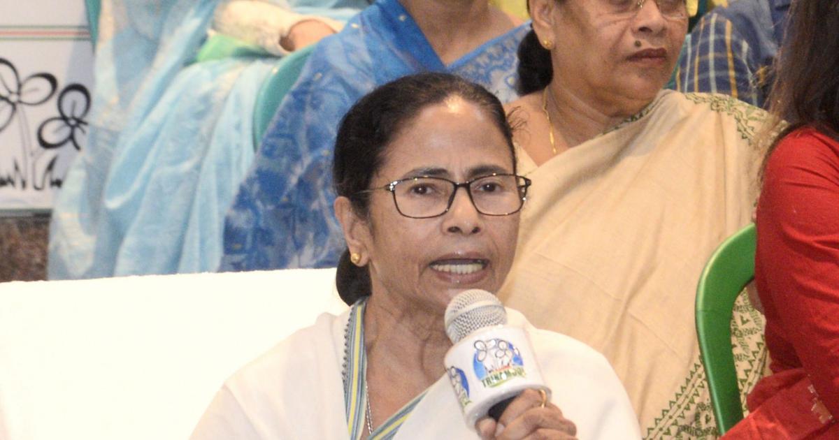 Lok Sabha polls: Within rights to transfer police officials, EC tells Mamata Banerjee