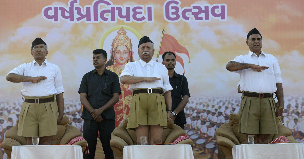 The Daily Fix: RSS chief Mohan Bhagwat wants you to avoid calling evil by its name