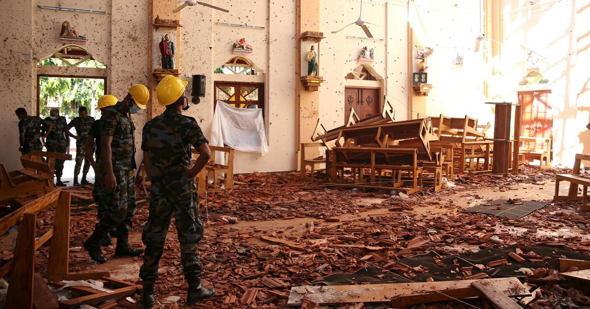 Sri Lanka Easter attack: Police chief, ex-defence secretary arrested over failure to prevent blasts