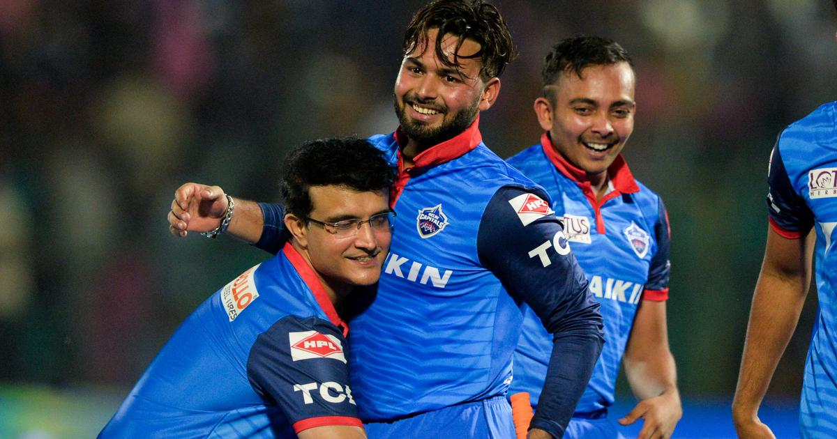 Don't know in whose place but Rishabh Pant will be missed at the World Cup, says Sourav Ganguly