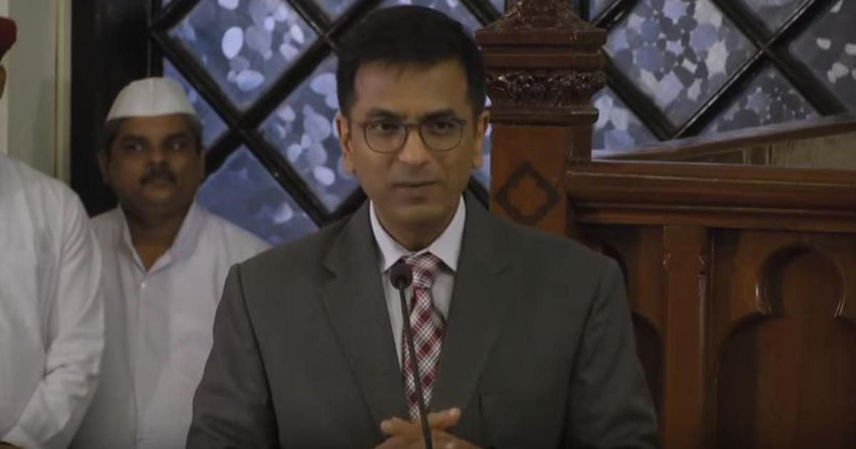 Despite public health crisis, it is courts' duty to protect rights of citizens: Justice Chandrachud