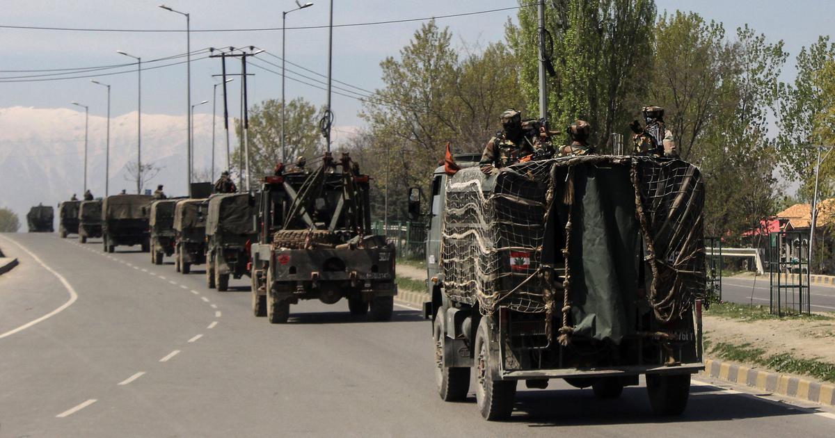 जम्मू-कश्मीर : सुरक्षा बलों ने पुलवामा में दो और आतंकी ढेर किए