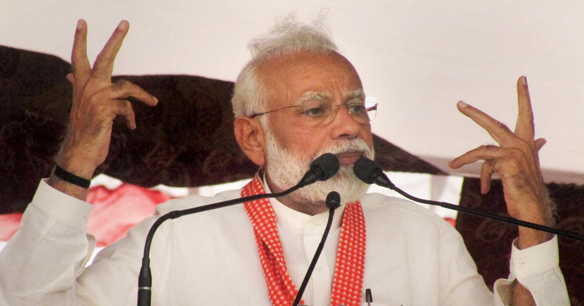 नरेंद्र मोदी के ममता बनर्जी पर 'लोकतंत्र का गला घोंटने' के आरोप सहित आज के बड़े बयान