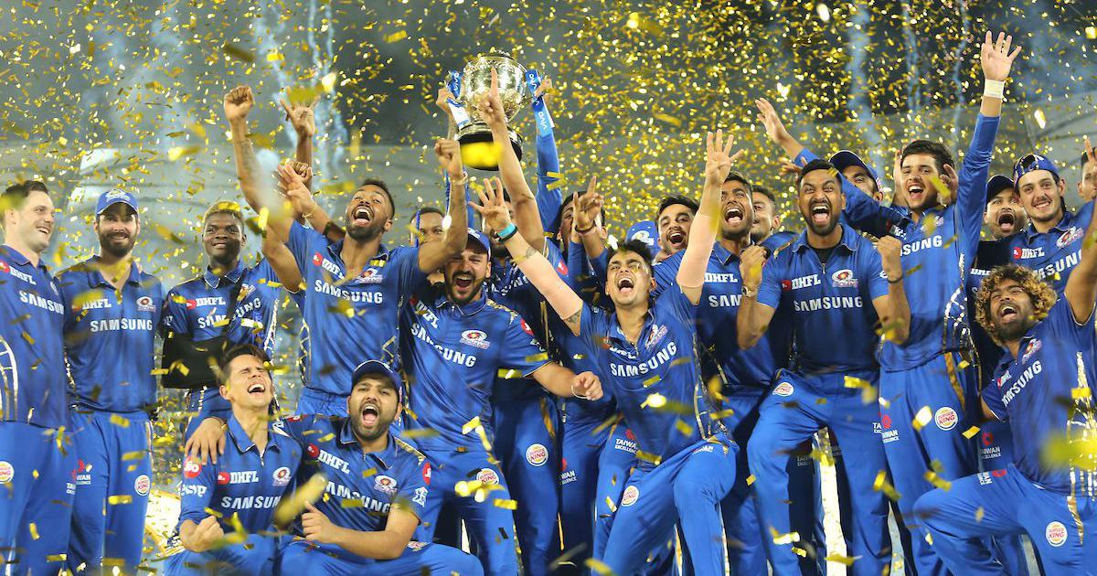 आईपीएल की ब्रांड वैल्यू 2019 में सात प्रतिशत बढ़कर 6.8 अरब डालर हुई : रिपोर्ट