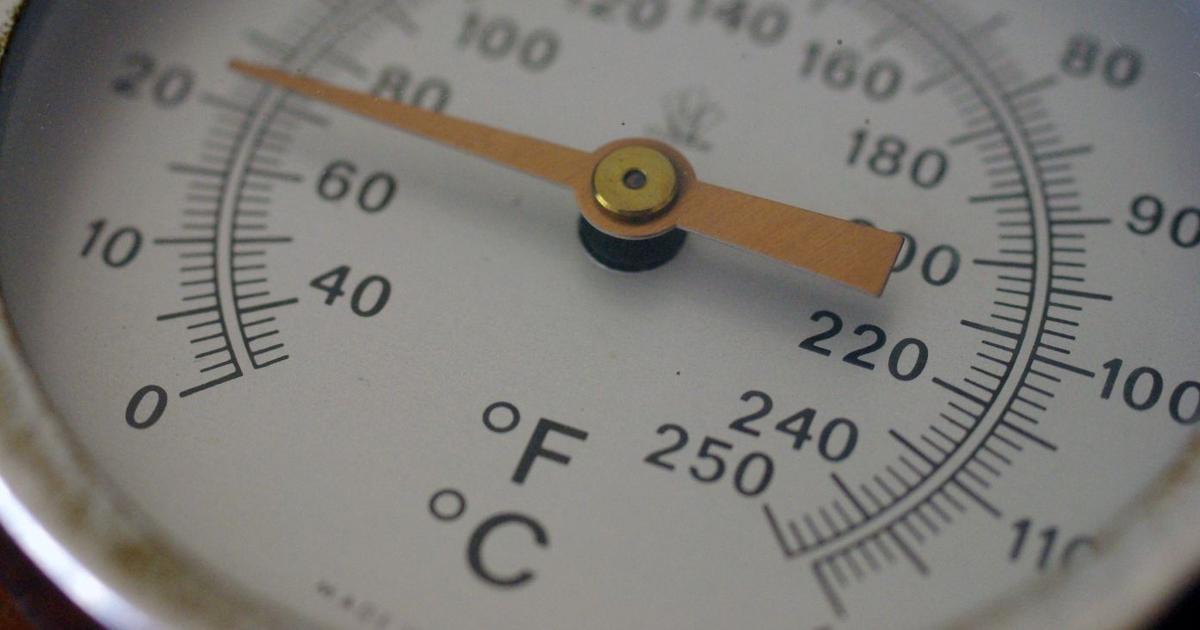 तापमान को नापने के लिए सेंटीग्रेड पैमाना विकसित होने के अलावा 19 मई के नाम और क्या दर्ज है?