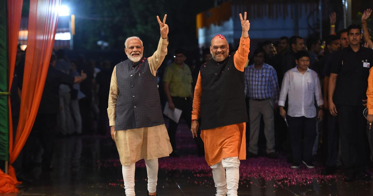 A spatial analysis of Lok Sabha results shows BJP's strategic growth across India