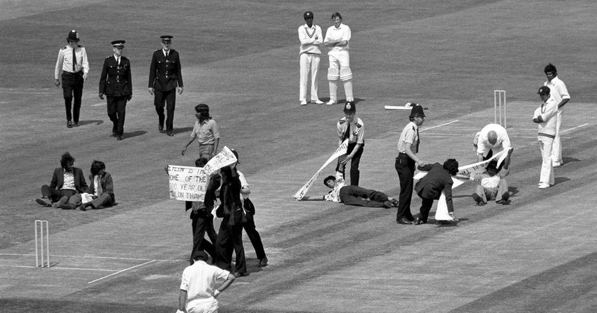 क्रिकेट विश्व कप : राजनीतिक प्रतिरोध की तीन घटनाएं