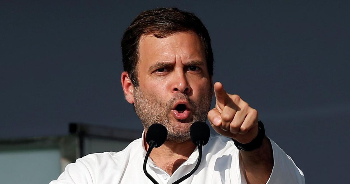 तबरेज अंसारी की हत्या पर भाजपा सरकारों की मजबूत आवाजों की चुप्पी से हैरान हूं : राहुल गांधी