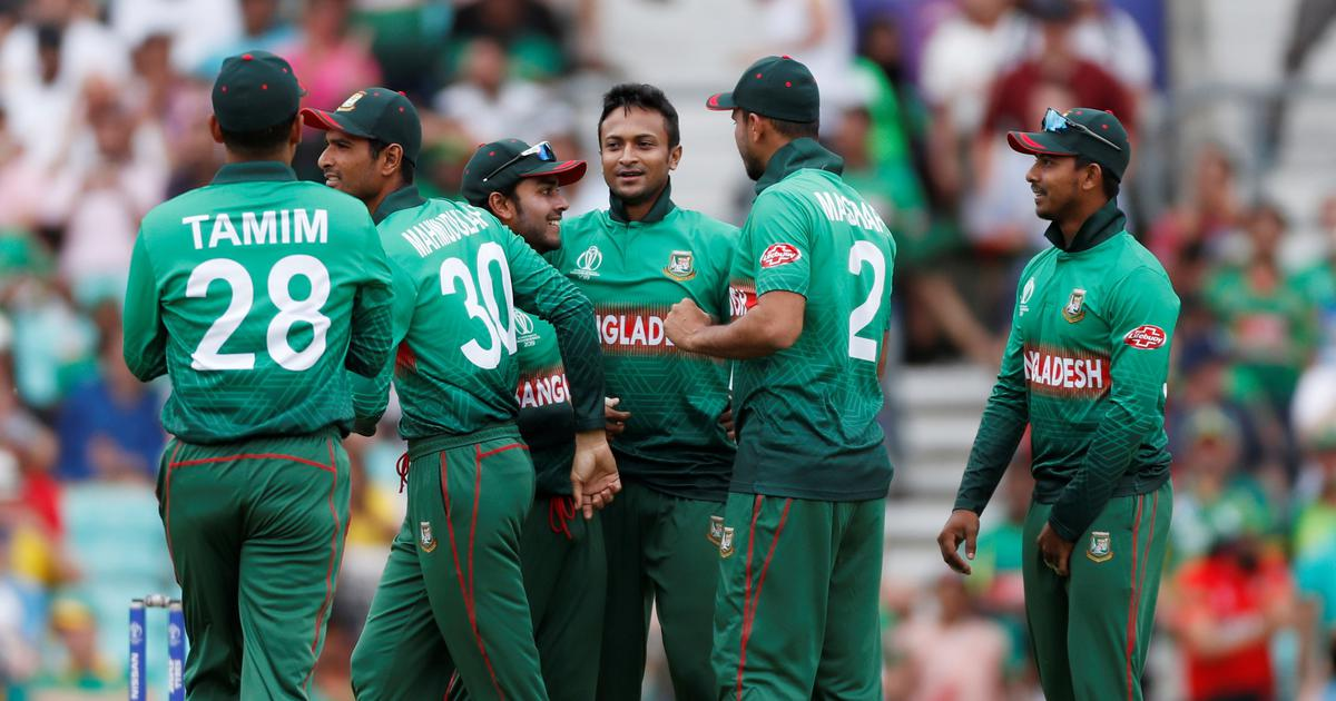 World Cup: Bangladesh vs Afghanistan highlights: Superb Shakib brings Tigers back in sem-final runni