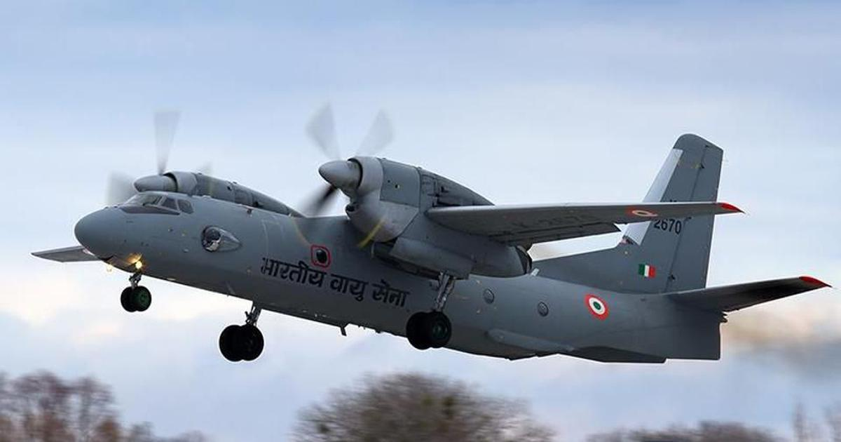 Missing AN-32 plane: Seven mountaineers join search operation