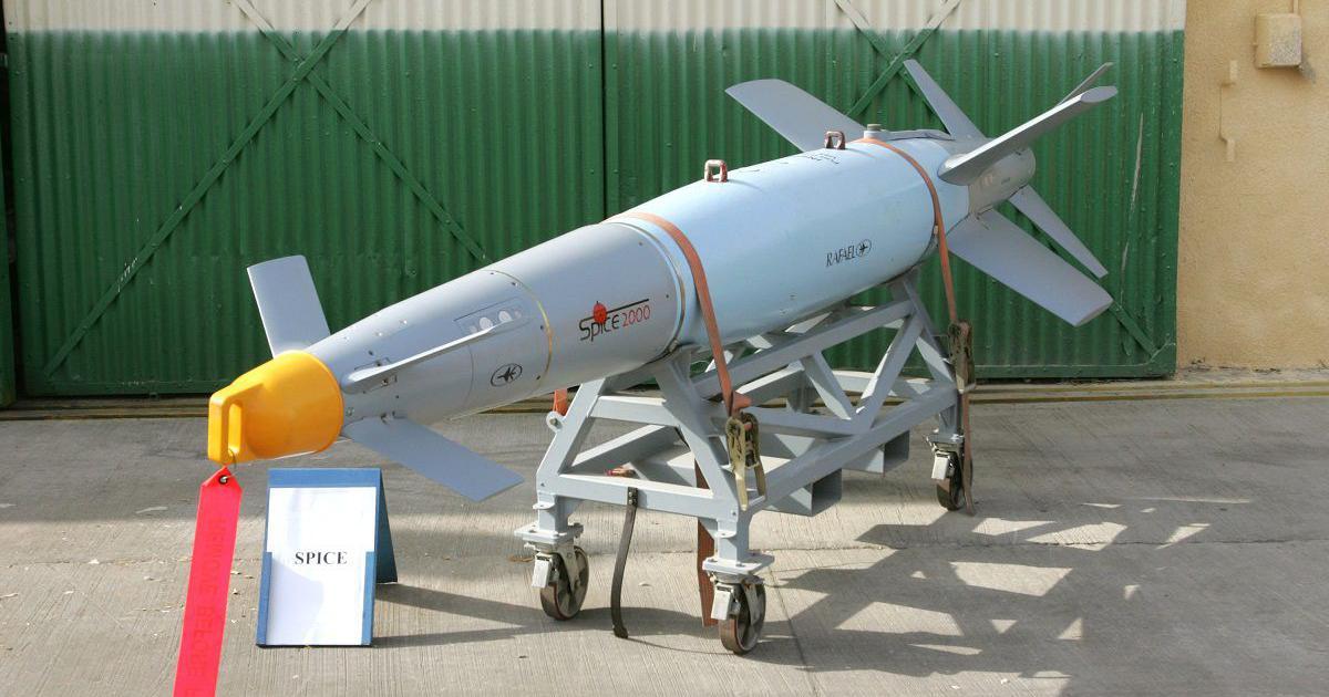 भारतीय वायु सेना इजरायल से बालाकोट हवाई हमले में इस्तेमाल हुए 'स्पाइस' बम खरीदेगी