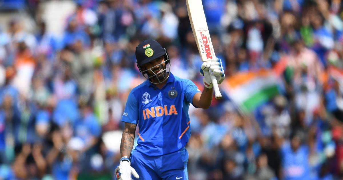 World Cup 2019: Shikhar Dhawan's sparkling century helps India outplay Australia by 36 runs