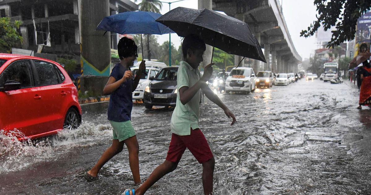 गुजरात के तट से टकराने वाले तूफान 'वायु' से जुड़ी पांच अहम बातें