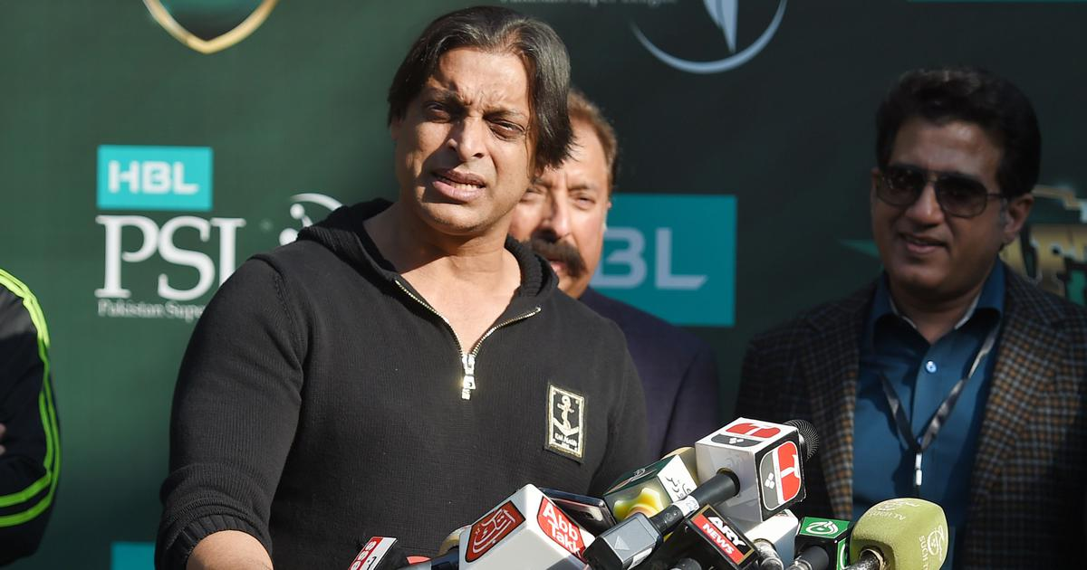 Watch: Shoaib Akhtar says he is in discussions with PCB to land a 'major role' in Pakistan cricket