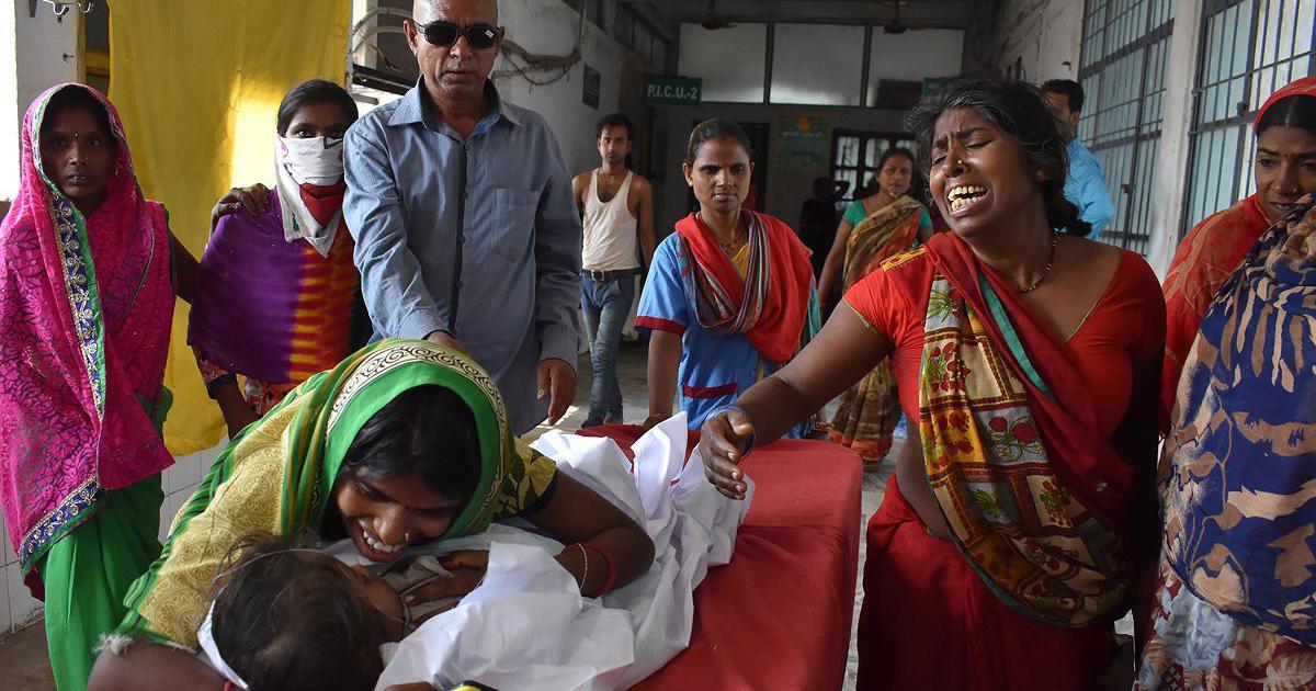 चमकी बुखार से प्रभावित 75 फीसदी परिवारों के गरीबी रेखा से नीचे होने सहित आज की प्रमुख सुर्खियां